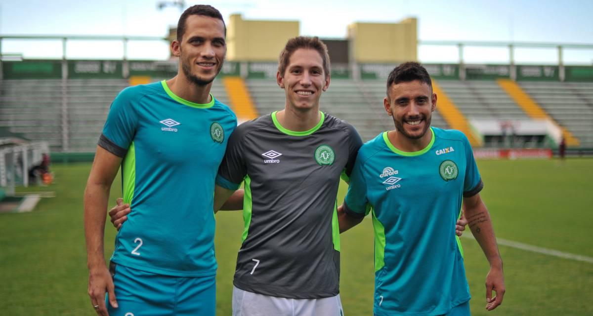 94a66d6d3 Associação Chapecoense de Futebol