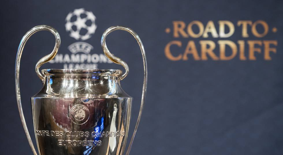 Sorteio da Champions League quartas de final 2017