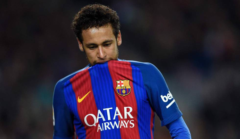 06efdd43e3 Real Madrid x Barcelona  Neymar é punido e não disputará o clássico ...