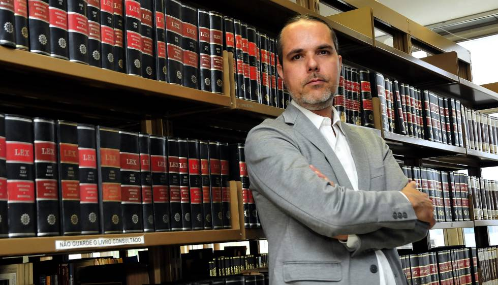 Marcelo Medeiros na UnB.