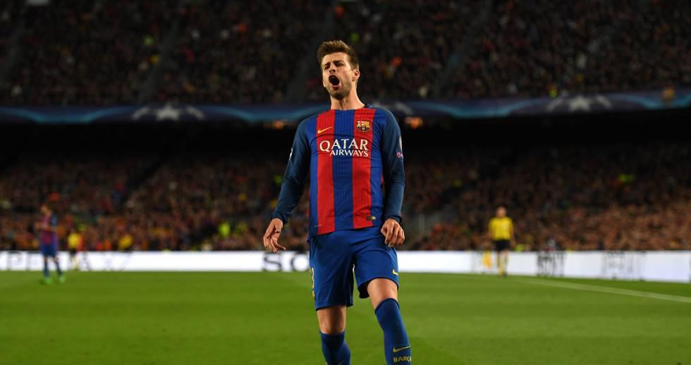"""2aae5e273d Real Madrid x Barcelona  Piqué  """"Podemos ir a Madri e vencer o ..."""