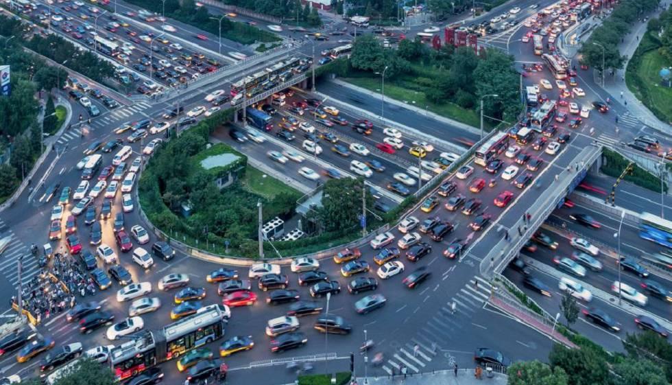 Resultado de imagem para congestionamento