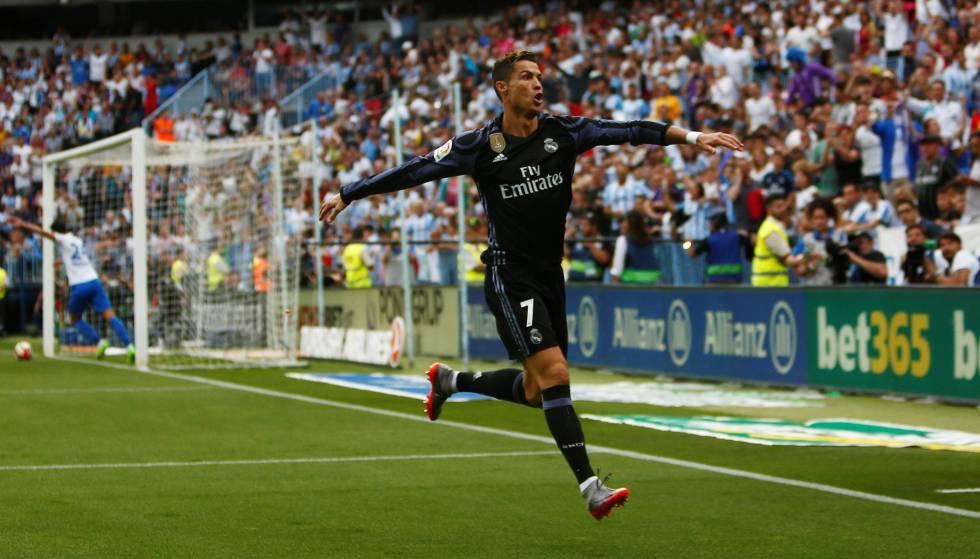 9ca29b4e2d Resultado Málaga 0 x 2 Real Madrid campeão do Campeonato Espanhol Cristiano  Ronaldo ...