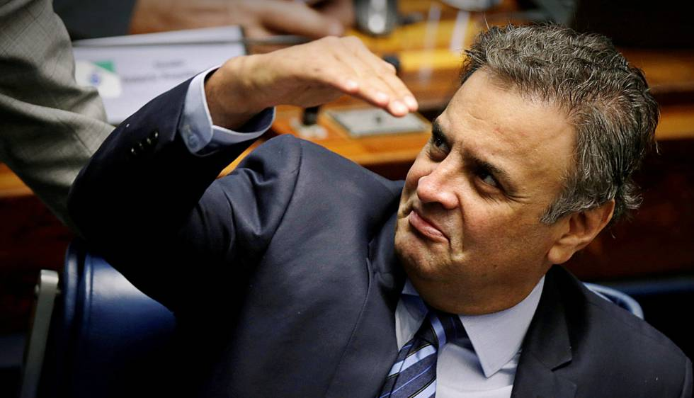 Aécio Neves JBS