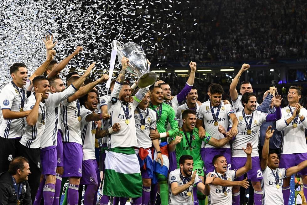 a15e2fdf93 Real Madrid vence a Juventus por 4 x 1 e é campeão da Champions League 2017
