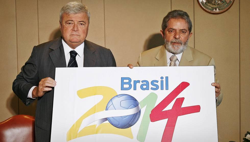 """Ricardo Teixeira  """"Lula não é nada. Diga o que você tem para mim ... 0d0d5820eb014"""