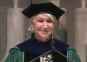 O discurso de Helen Mirren para as mulheres que não se consideram feministas