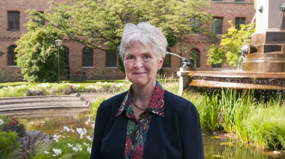 A especialista em educação Inger Enkvist