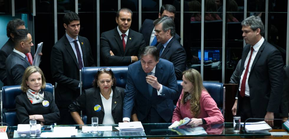 El Senado brasileño aprueba la reforma laboral