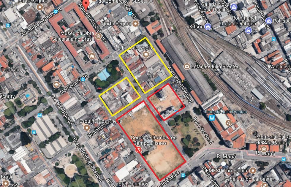 Doria planeja reformar e modernizar região da cracolândia: continuarão nela seus moradores?