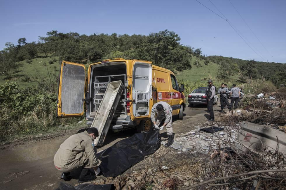 A Baixada Fluminense, região metropolitana do Rio de Janeiro, que concentra boa parte das mortes violentas do estado