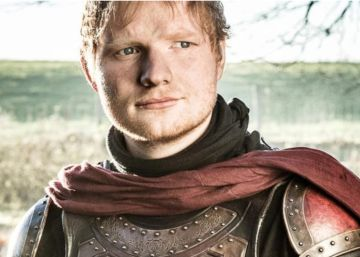 Ed Sheeran, Coldplay e outras canjas de famosos escondidas em 'Game of Thrones'