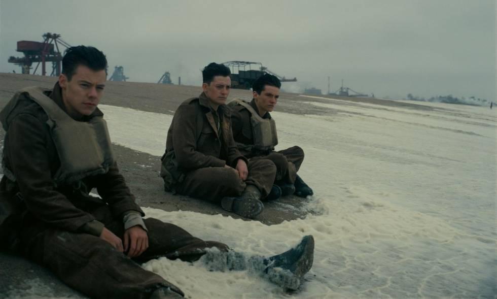 'Dunkirk': Horror por terra, mar e ar