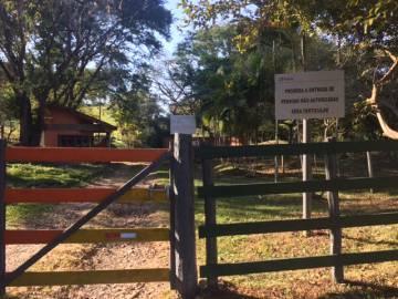 Fazenda Esmeralda, em Duartina, do coronel João Baptista Lima Filho, que motivou o socorro do governo Temer