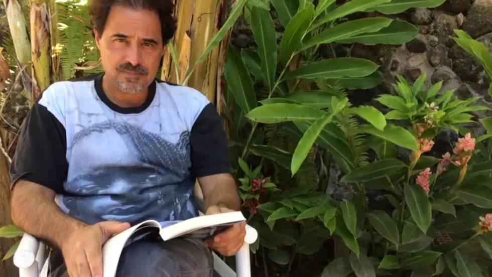 José Eduardo Agualusa lê trecho do livro 'A Sociedade dos Sonhadores Involuntários'