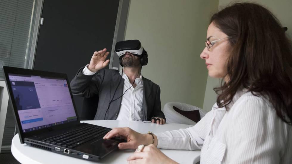 6dd6a17e4 Você tem medo de avião? Realidade virtual promete acabar com fobias ...