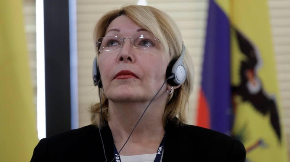 Luisa Ortega, de fiscal de Chávez a testigo de cargo contra Maduro