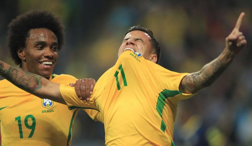 Brasil vence Equador pelas Eliminatórias