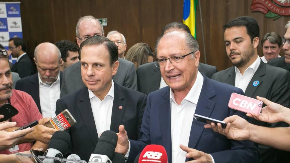 Geraldo Alckmin sobe ao ringue contra Doria em busca da candidatura à presidência