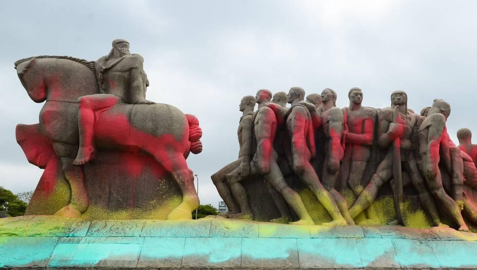 Monumentos dos Bandeirantes