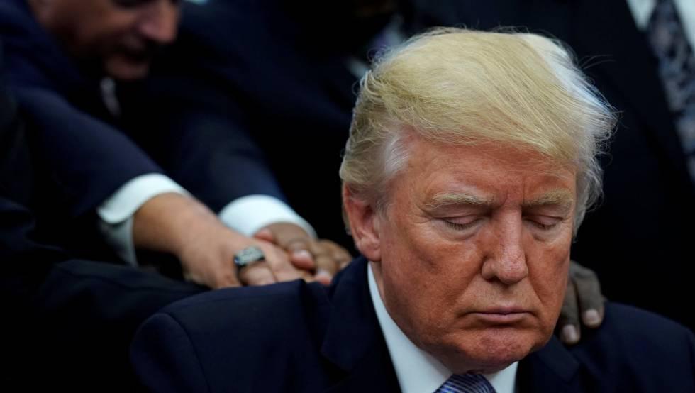 Trump põe fim a programa de Obama que impedia a deportação de 800.000 imigrantes