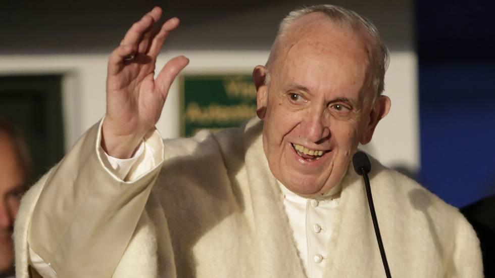 Papa Francisco visita Colombia