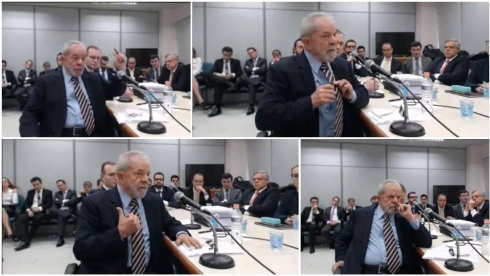 """Lula provoca Moro e ataca Palocci: """"fez pacto de sangue com procuradores"""""""