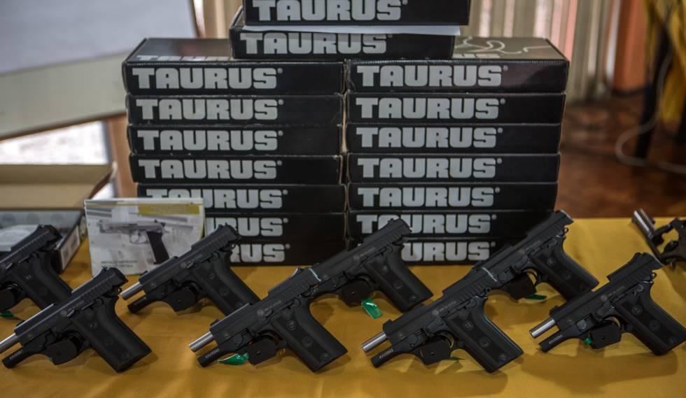 Brasil, um grande e nebuloso vendedor de armas até para ditadores e Governos autoritários