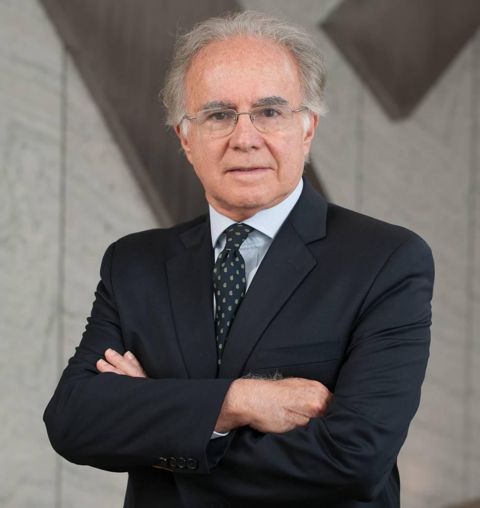 O professor Joaquim Falcão.