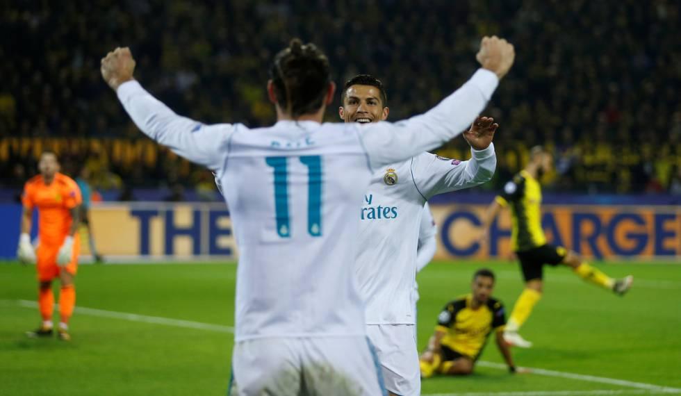 Real Madrid derrota o Borussia Dortmund pela Champions League e quebra tabu  na Alemanha c2c95020f2658