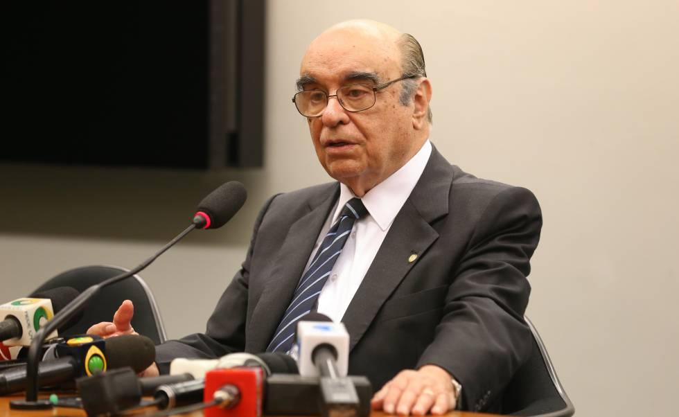 El ponente Bonifacio de Andrada.