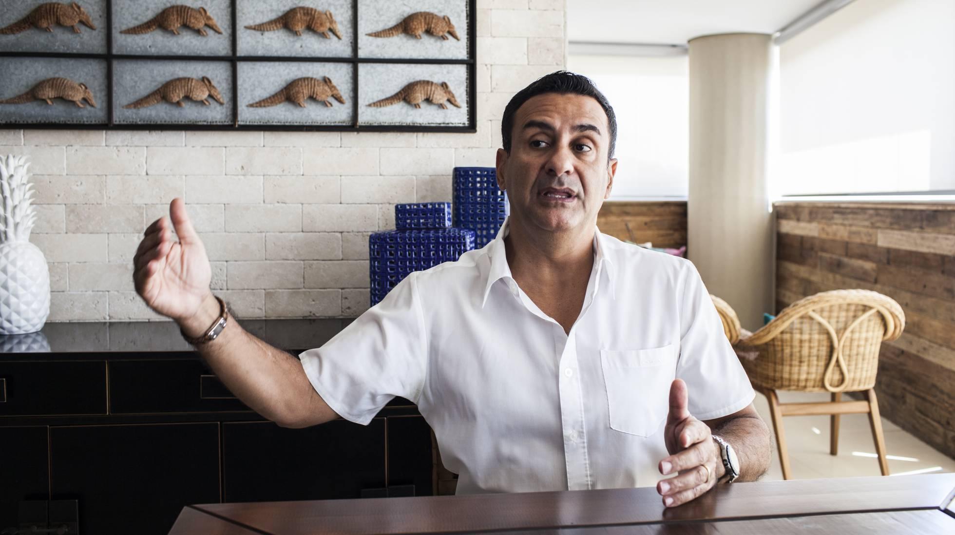 O promotor Mauro Zaque, ex-secretário que denunciou 'grampolândia'.