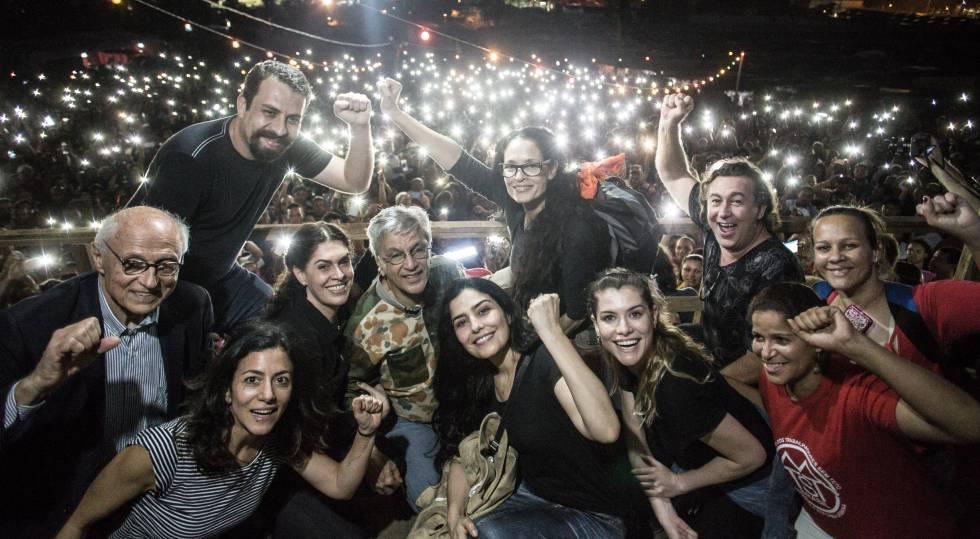 Ocupação de São Bernardo, o grupo para quem Caetano foi proibido de cantar