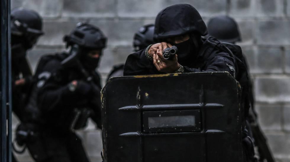 Câmara inicia votação de duro pacote de segurança para afagar o eleitorado