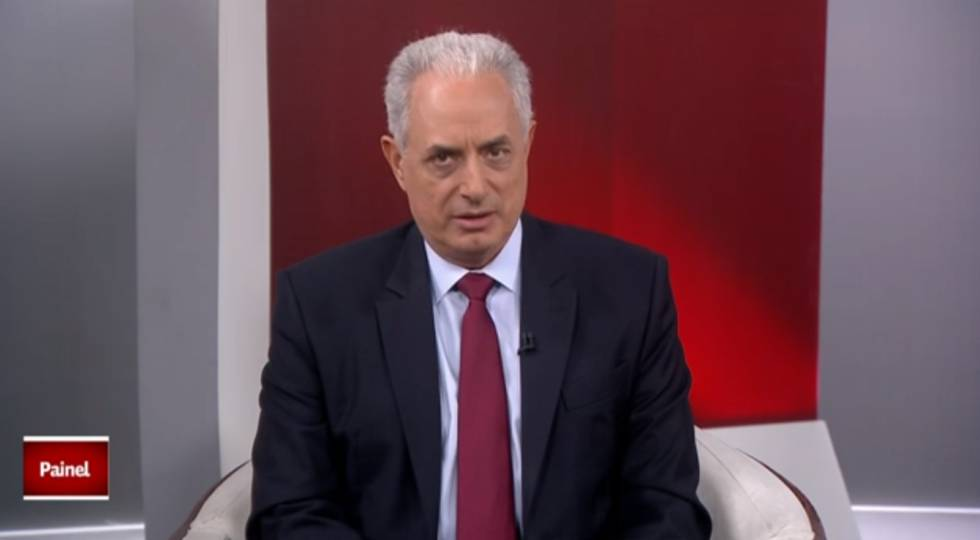 William Waack suspenso pela Globo por racismo