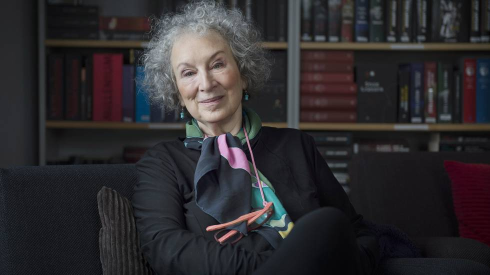 Margaret Atwood de 'The Handmaid's Tale'