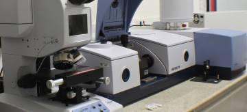 Laboratório de nanotecnologia do CETENE.