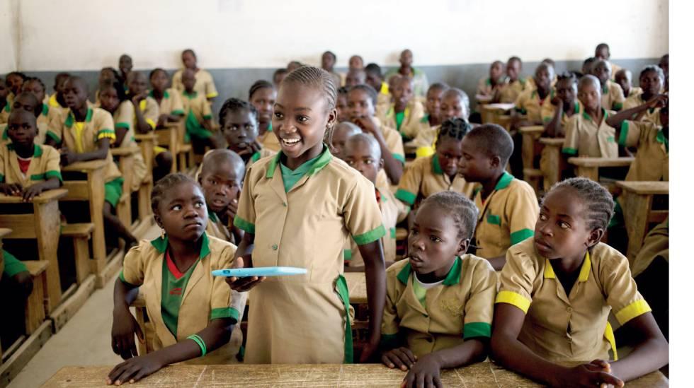 Relatório da Unicef sobre infância