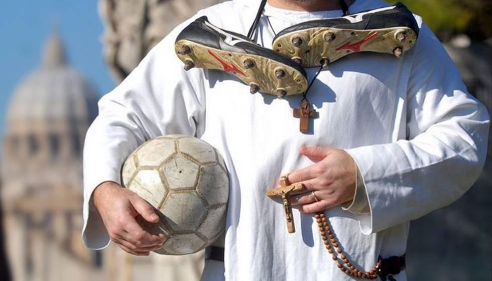 Abuso sexual futebol padre