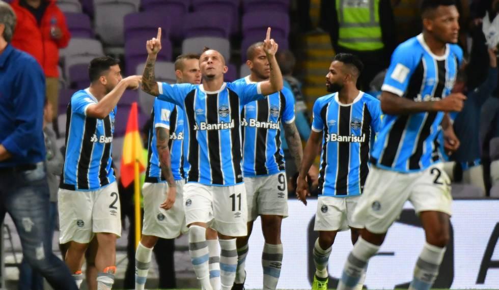 0fe104ed4d Mundial de Clubes  Grêmio vence Pachuca por 1 a 0 na prorrogação e ...