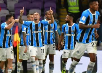 861c556e93257 Grêmio vence Pachuca por 1 a 0 na prorrogação e está na final do Mundial de