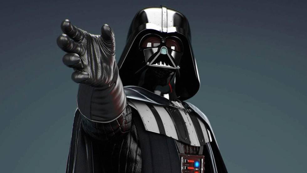 Darth Vader, um dos personagens de 'Star Wars'