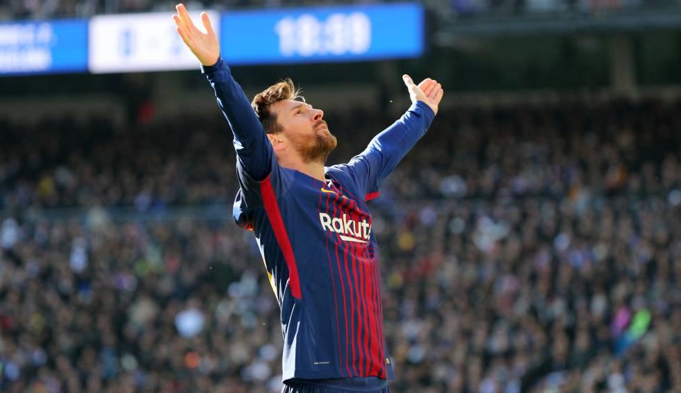 Barcelona derrota o Real Madrid por 3 a 0 fora de casa e amplia vantagem no  Campeonato Espanhol 420a3b01b0e8e