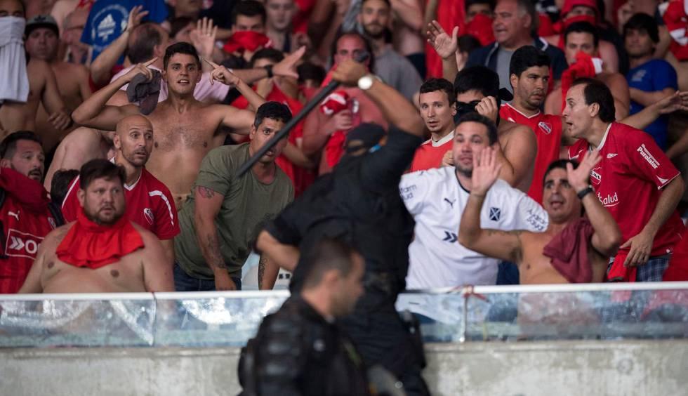 Violencia policial futebol Maracana