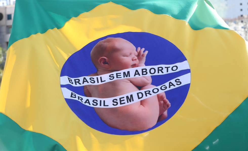 Resultado de imagem para brasileiros contra o aborto