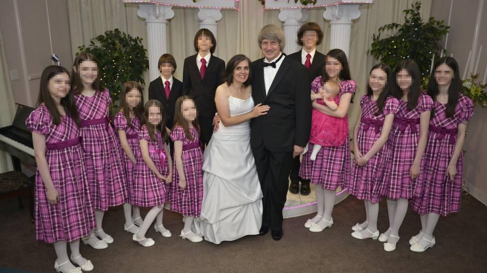 Casal mantém filhos em cativeiro na Califórnia