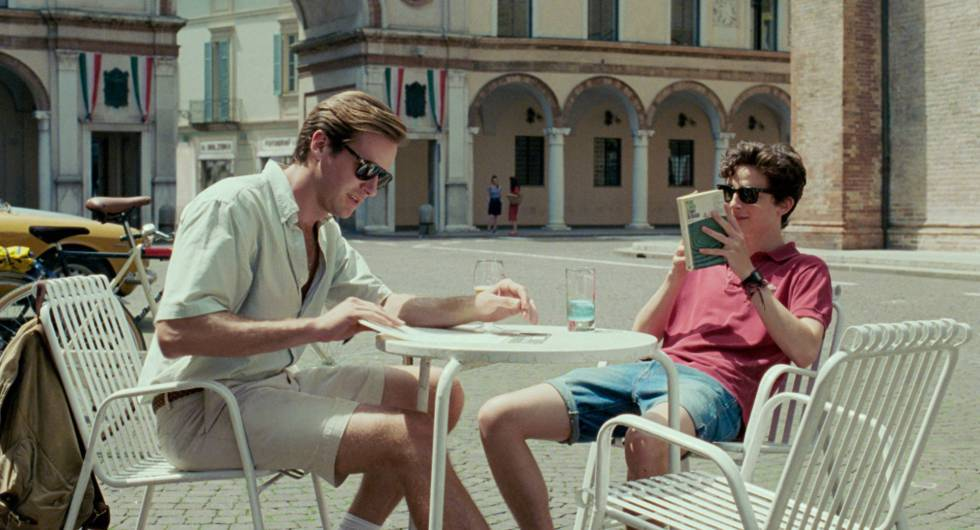 'Me Chame Pelo Seu Nome', o filme para o qual o Oscar não está preparado