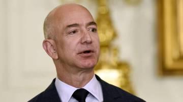 Jeff Bezos, presidente da Amazon, se converteu em 2017 no homem mais rico do mundo.