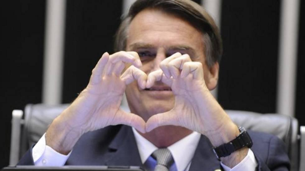 Jair Bolsonaro candidato