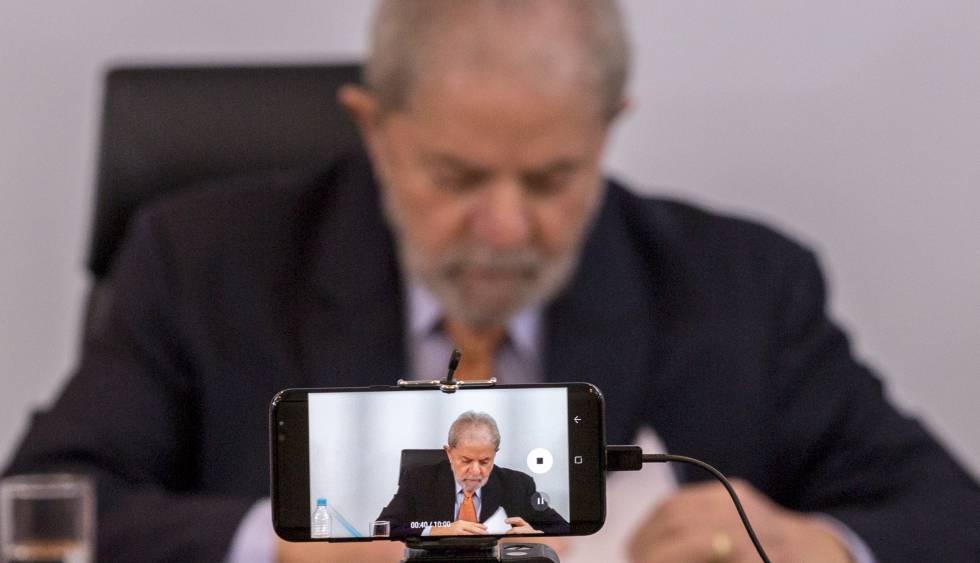 Julgamento Lula Porto Alegre